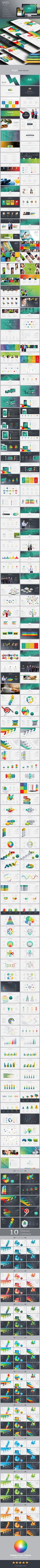 Evo PowerPoint Template #design Download: http://graphicriver.net/item/evo-template/12270582?ref=ksioks