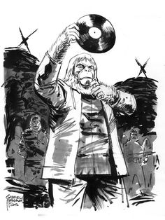 dr. zaius gets the blues