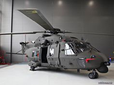 Italian Army takes delivery of first NH90 TTH helicopter in FOC configuration