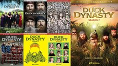Duck Dynasty Seasons 1-7 Complete DVD Set