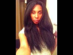 Why I Made the Controversial Decision to do a DIY Brazilian Keratin Treatment | Black Girl with Long Hair