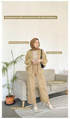 Hijab Fashion Summer, Modest Fashion Hijab, Modern Hijab Fashion, Street Hijab Fashion, Hijab Fashion Inspiration, Muslim Fashion, Hijab Fashion Style, Korean Girl Fashion, Hijab Casual