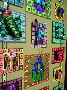 Mini Matisse: The tools for the metal bugs- this looks fantastic! http://minimatisse.blogspot.com/2014/11/the-tools-for-metal-bugs.html