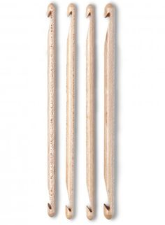 Double-ended maple crochet hooks | Accessories | Buy Online