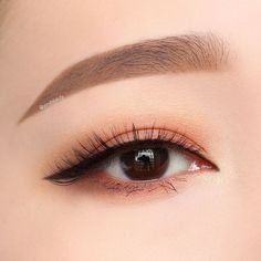 Fantastic makeup guide info are readily available on our website. Korean Makeup Look, Asian Eye Makeup, Makeup Eye Looks, Simple Eye Makeup, Natural Eye Makeup, Smokey Eye Makeup, Eyeshadow Makeup, Beauty Makeup, Dark Eyeshadow