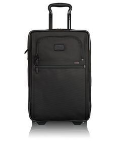 Tumi Alpha 2 International Zippered Expandable CarryOn Black One Size *** To view further for this item, visit the image link.Note:It is affiliate link to Amazon. #Luggage