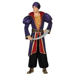 Disfraz de Príncipe Árabe Jafar #disfraces #carnaval #novedades2015