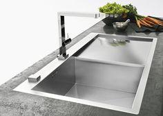 Franke Kitchen Sinks Planar PPX 211 TL Stainless Steel