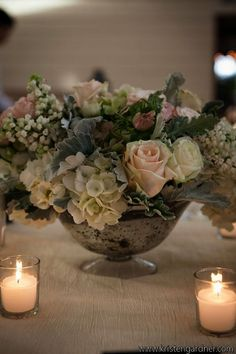 Farm Wedding from Kristen Gardner Photography Hints of blush, grey and white. Source: Alison Harper and Company.Hints of blush, grey and white. Source: Alison Harper and Company. Floral Centerpieces, Wedding Centerpieces, Floral Arrangements, Wedding Bouquets, Wedding Decorations, Wedding Arrangements, Centrepieces, Flower Arrangement, Grey Flowers