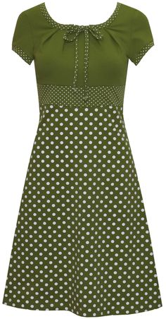 dots allover Kleid Maddy Source by annabell_frhlich casual llenitas Frock Fashion, Fashion Sewing, Fashion Outfits, Vetement Fashion, Latest African Fashion Dresses, Frock Design, Dress Sewing Patterns, Blouse Designs, Designer Dresses