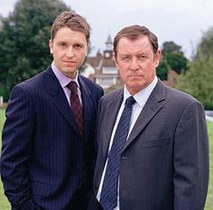 "Love love love ""Midsomer Murders"". Scary little area of England. ;-)"