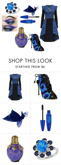 """School witchcraft"" by viktoria-kovacs-ferencz on Polyvore featuring Lattori, Isa Tapia, Maybelline and LE VIAN"
