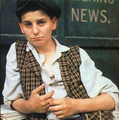 newsies movie | max casell newsies movie 1992 photo