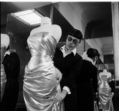 """""""You can do anything you want in life if you dress for it"""" says Edith Head."""