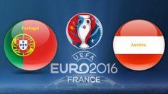Prediksi Portugal vs Austria 19 Juni 2016