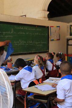 #cuba #ville #trinidad #city #town #ecole #school