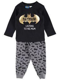 Baby Batman Pyjama