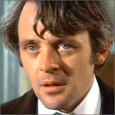 Anthony Hopkins in youth