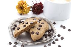 Don't want to make a whole batch? These low carb grain-free peanut butter cookies for two are just the right amount.