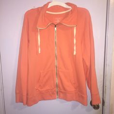 Coral Sonoma Sweater In great condition. Sonoma Sweaters