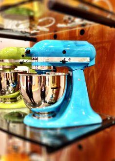 New Kitchenaid Colour.  @Alexandra Gorski, you need this one.