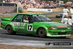 Australian Cars, 40th Anniversary, Touring, Race Cars, Racing, Auto Racing, Lace, Rally Car