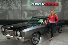 Courtney Hansen - Power Nation