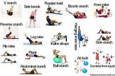 basic exercise moves