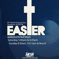 Easter at The Rock
