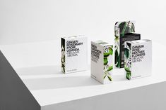 Organic Aroma by Kille Enna — The Dieline - Branding & Packaging