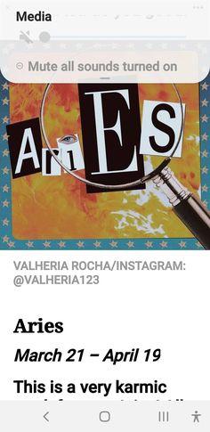 Aries Daily, Instagram