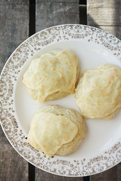 The perfect scone recipe- this calls for orange but I swapped equal parts lemon.