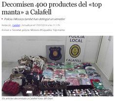 WEBSEGUR.com: DETENCIÓN EN EL MERCADILLO DE SEGUR