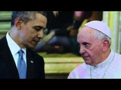 Pope Francis Meets President Obama White House 9/23