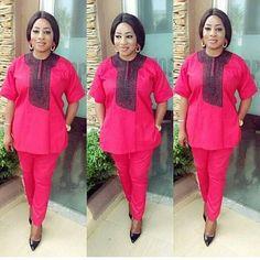 Style ladies atiku Amazing Agbada