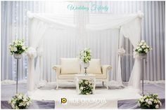 19 best nigerian wedding decor images on pinterest nigerian nigerian wedding decor traditional and white wedding ideas junglespirit Image collections