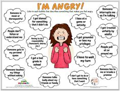 Therapeutic worksheets focused on helping kids and teens explore feelings of anger. Tools assist kids with identifying anger triggers and healthy anger management techniques. Anger Management Activities For Kids, Emotions Activities, Counseling Activities, School Counseling, Teaching Emotions, Social Activities, Therapy Worksheets, Worksheets For Kids, Therapy Activities