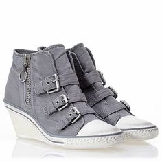 Comfortable Gin Sneaker Smog 310321 Popular | Ash Virgin Bis Sneaker High Perkish
