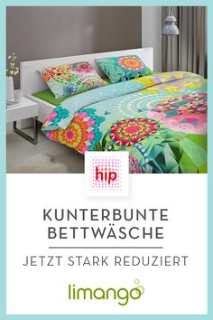 ❤ Register now for free and without obligation Limango and discover bedding TOP BRANDS up to * reduces you at the family store! ✦Bettbezüge, pillowcases and much mehr✦ # # bed linen duvet covers bedding # colorful bedding