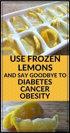 Since ancient times, lemons have been praised and considered to be one of the most beneficial fruits on the plant, thanks to their large number of health benefits, unique scent, flavor and their culinary use. They can help detoxify the body and treat various health conditions, but there is something nobody has been aware of, up until now. Believe it or not, lemons provide almost double the health benefits when frozen and used. The peel of lemons can efficiently boost the immune...