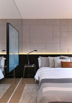 With first quarter gone, and with it giant European interior decor fairs, it's now easy to clearly define the Master Bedroom Trends 2017 Tiny Master Bedroom, Hotel Room Design, Modern Home Interior Design, Suites, Home Decor Bedroom, Decoration, Furniture, Highlight, Decorating Ideas