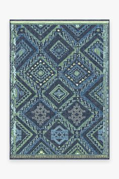 Shop area rugs, accent rugs and runner rugs at Ruggable. Washable, stain-resistant and waterproof, our rugs are perfect for homes with kids and pets. Washable Area Rugs, Machine Washable Rugs, Aqua Rug, Turquoise Rug, Candy Apple Green, Blue Candy, Moroccan Area Rug, Moroccan Style, 5x7 Rugs
