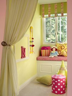 Dormer Window Kids Design Ideas, Pictures, Remodel and Decor