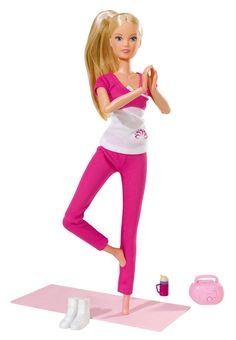 Steffi Love Yoga | My Dolls :: A Blog About Barbie and Other ...