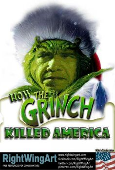 Obama's Christmas Plans for America