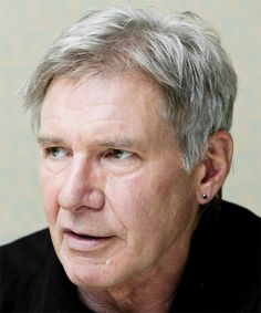 Harrison Ford Hairstyle - Short Straight Casual -