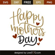 FREE Happy mother's day