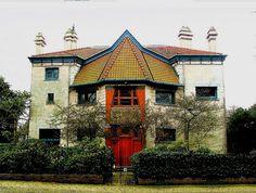 Henry van de Velde, c 1902 Villa Leuring: Architects Henry, Vans De Veld