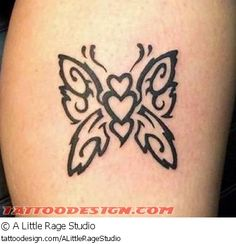 TATTOO PIC OF THE DAY! Check out this beautiful tattoo design from A Little Rage Studio at TattooDesign.com!