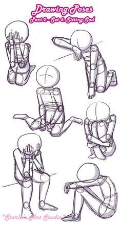 Cartoon Anatomy Poses! Part 2 Tutorial